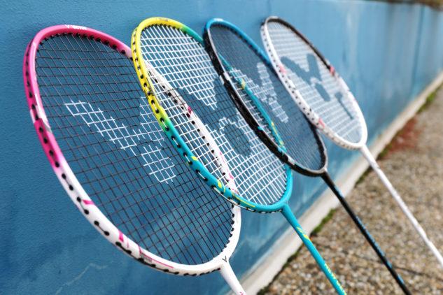 Badmintonové rakety Victor New Gen