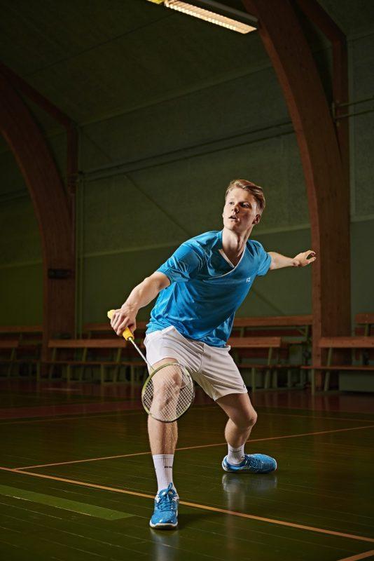 Badmintonové vybavení FZ Forza