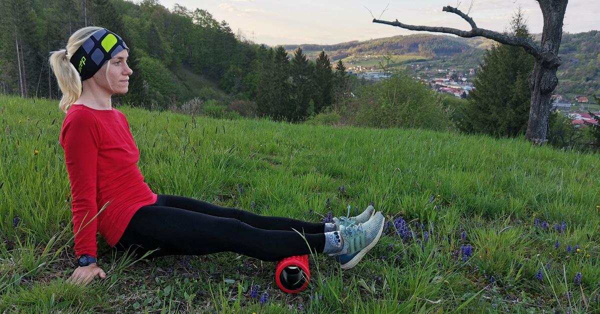 Regenerace po běhu