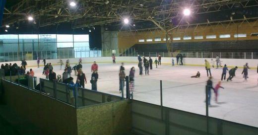 Zimní stadion Rosice