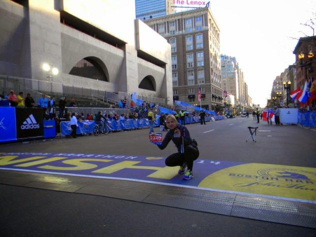 Rozhovor s Patrícií Puklovou - Bostonský maraton