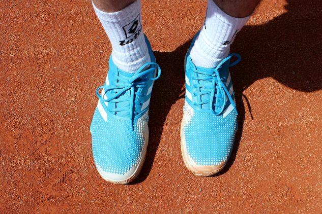 Tenisová obuv adidas SoleCourt Boost Clay