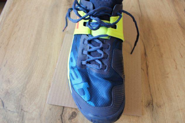 šňerování tenisové boty Babolat Propulse Rage Clay