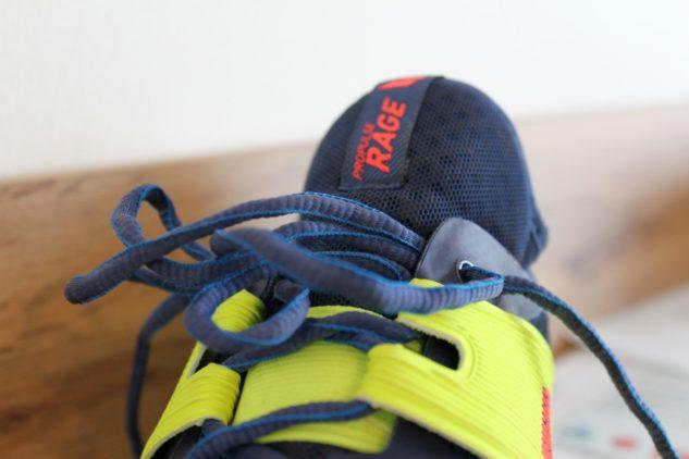 prodyšný jazyk tenisové boty Babolat Propulse Rage Clay