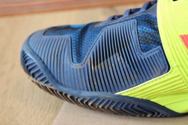 boční strana tenisové boty Babolat Propulse Rage Clay