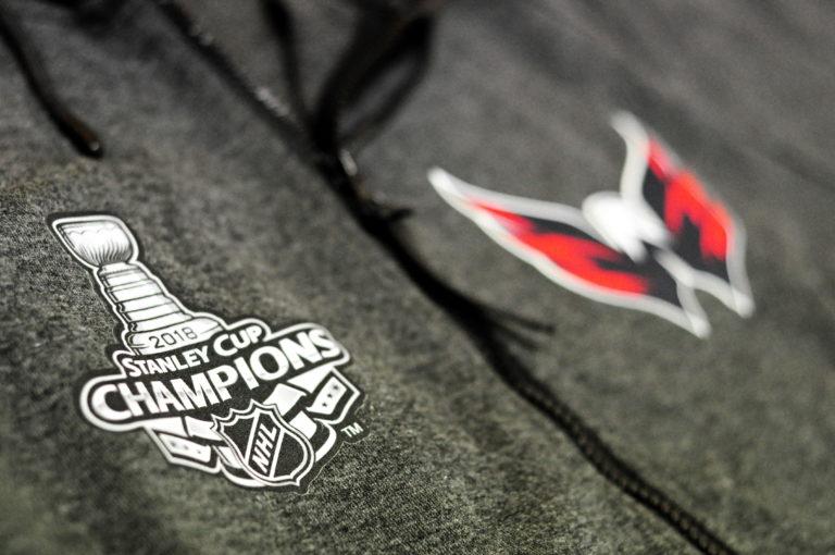 Fanatics Premium FZ NHL Washington Capitals