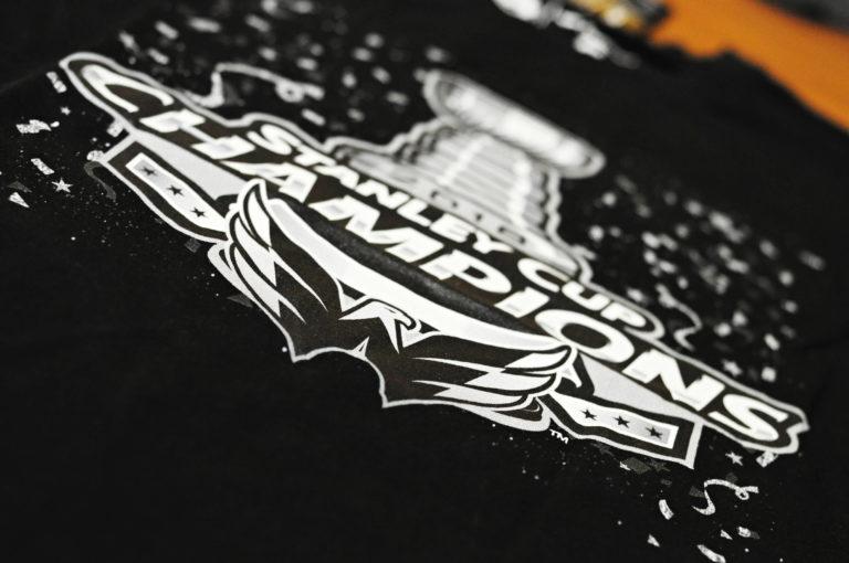 T-Shirt NHL Washington Capitals