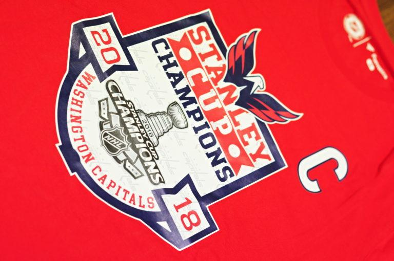 Fanatics Fashion NHL Washington Capitals Alexander Ovechkin 8