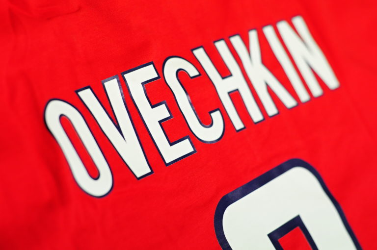 Fanatics Fashion NHL Washington Capitals Alexander Ovechkin 8