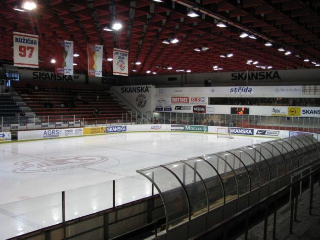 Zimní stadion Eden