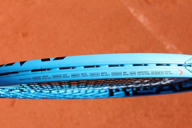 hlava tenisové rakety Head Graphene 360 Instinct MP