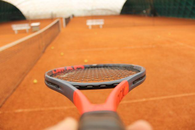 Tennisschläger Head Graphene 360 Radical PRO hat kleineren Kopf