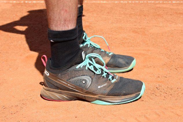 new product ff07f 79860 REZENSION: Tennisschuhe Head Sprint SF Clay   Sportega.de