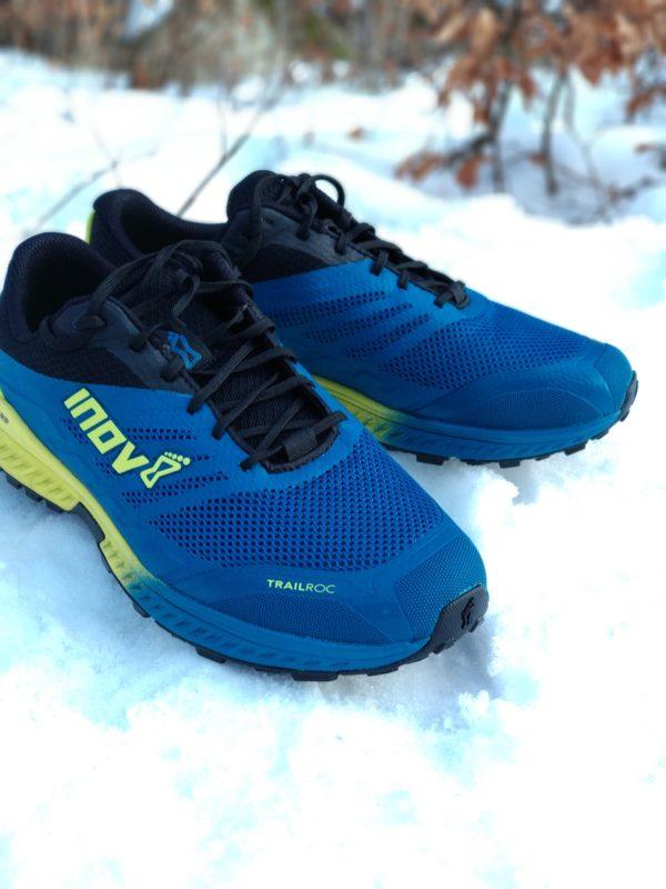 Recenze běžeckých trailových bot Inov8 Trailroc 280G
