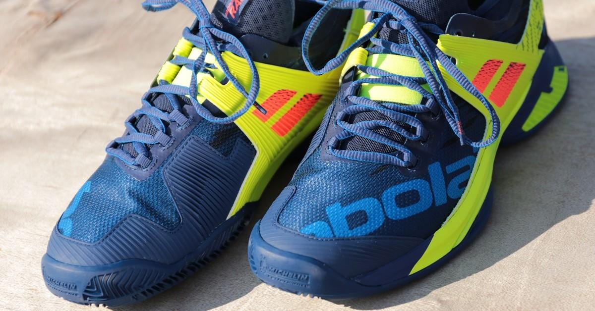 RECENZE: Tenisové boty Babolat Propulse Rage Clay