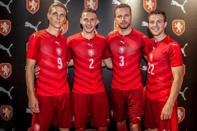 Hráči české fotbalové reprezentace