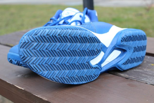 Antuková podrážka bot na tenis Mizuno Wave Exceed Tour 4 CC