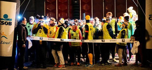 Soutěž o startovné na Noční běh pro Světlušku