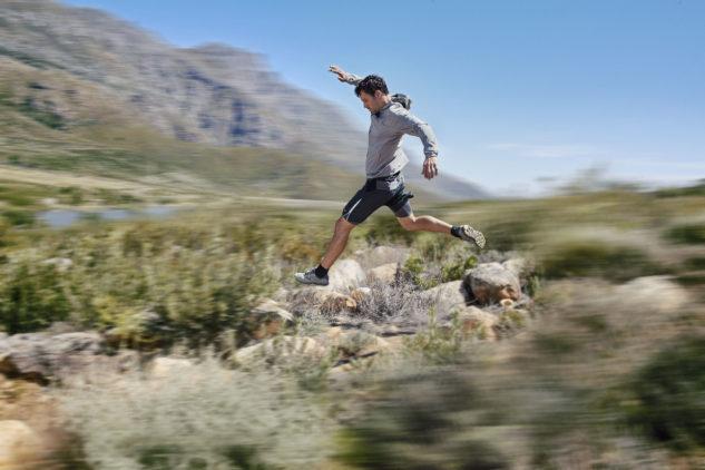 Trailový běh - Mizuno