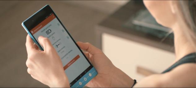 Aplikace mySASY v mobilu nebo tabletu