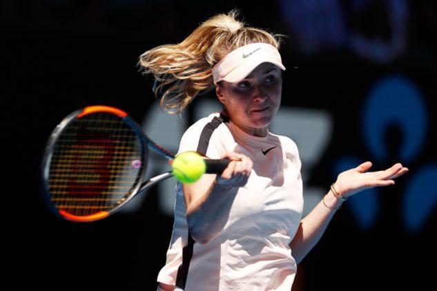 Čtvrtá hráčka žebříčku WTA Elina Svitolina se spoléhá na raketu Wilson Burn 100 CV