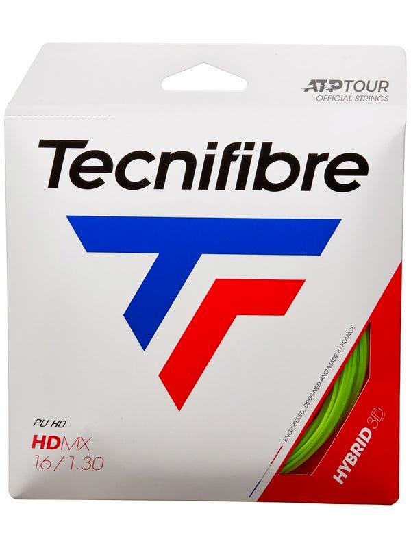 Hybridní tenisový výplet Tecnifibre HDMX je zajímavou alternativou pro hráče, kteří se výběrem strun do hybridu nechtějí příliš dlouho zabývat.