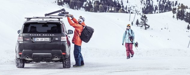 Thule SnowPack Extender 7325