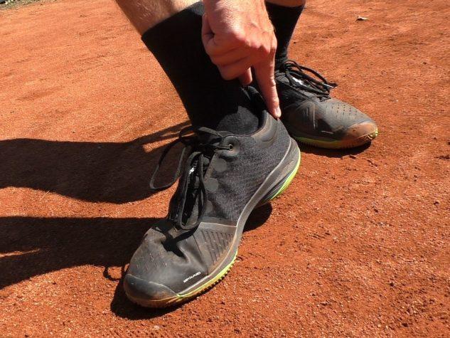 Tenisové boty Wilson Kaos 3.0 Clay.