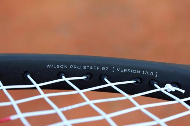 Tenisová raketa Wilson Pro Staff 97 v13.