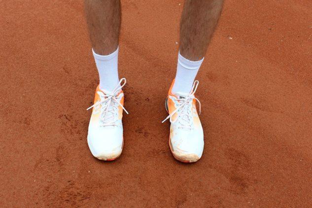 Tenisové boty Wilson Rush Pro 3.0 Clay.