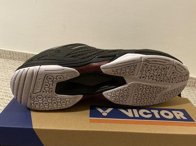 podrážka badmintonové obuvi victor a922 black