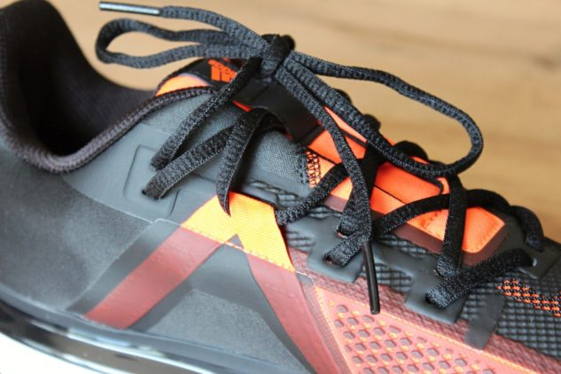 šněrování tenisové boty adidas SoleMatch Bounce Clay
