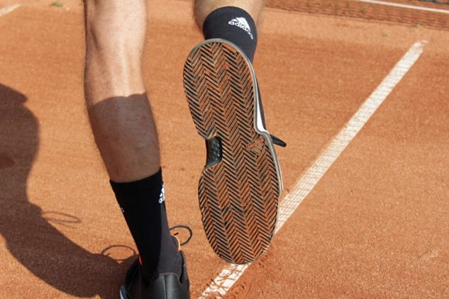 tenisová obuv na antuku adidas SoleMatch Bounce Clay