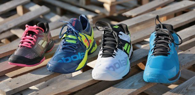 Tenisové boty Babolat