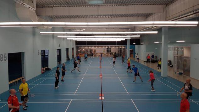 badminton skalka