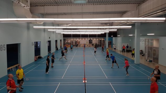 Badminton Aréna Skalka