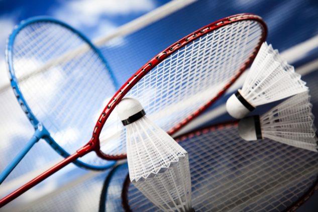 Badmintonové dárky