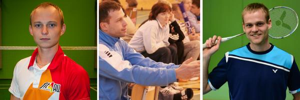 zleva: Ondřej Král, Stanislav Kohoutek, Tomáš Voves