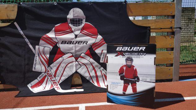 Sada dětských hokejových chráničů Bauer
