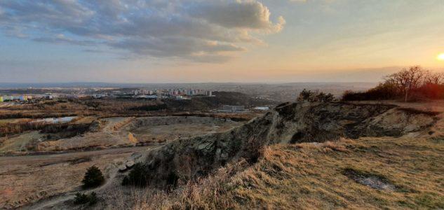 Brno Hády - výhled