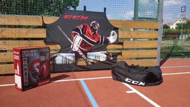 Sada dětských hokejových chráničů CCM