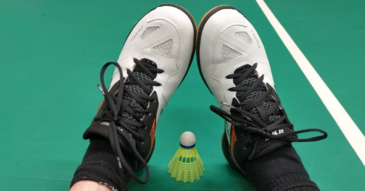 recenze badmintonové boty Yonex Power Cushion 65 Z2