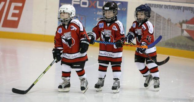 Jak vybrat hokejku pro děti