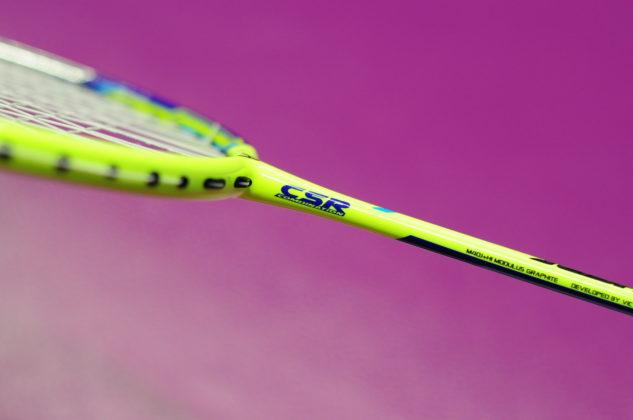 Badmintonová raketa Victor JetSpeeed S 08