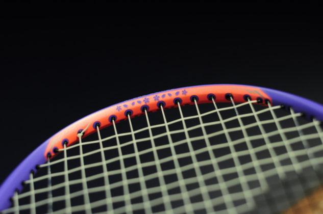 Badmintonová raketa Victor JetSpeeed S 12F