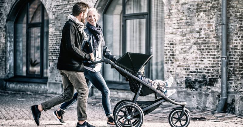 Dětské vozíky Thule