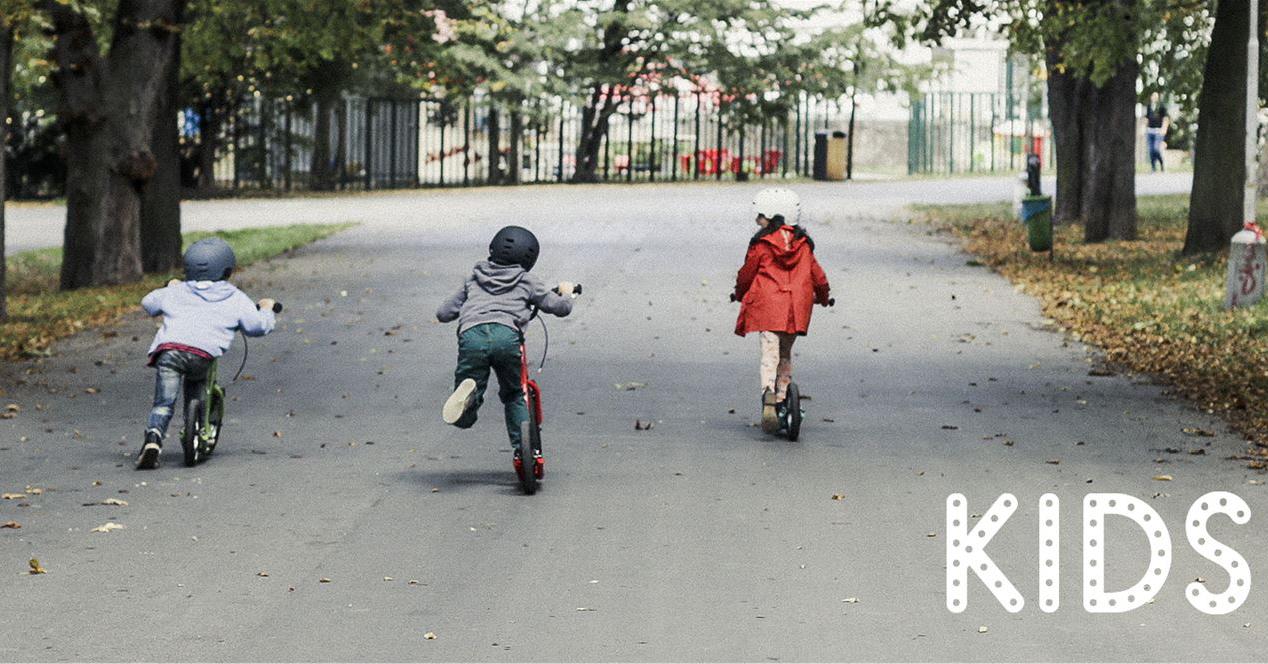 Dětské koloběžky Yedoo