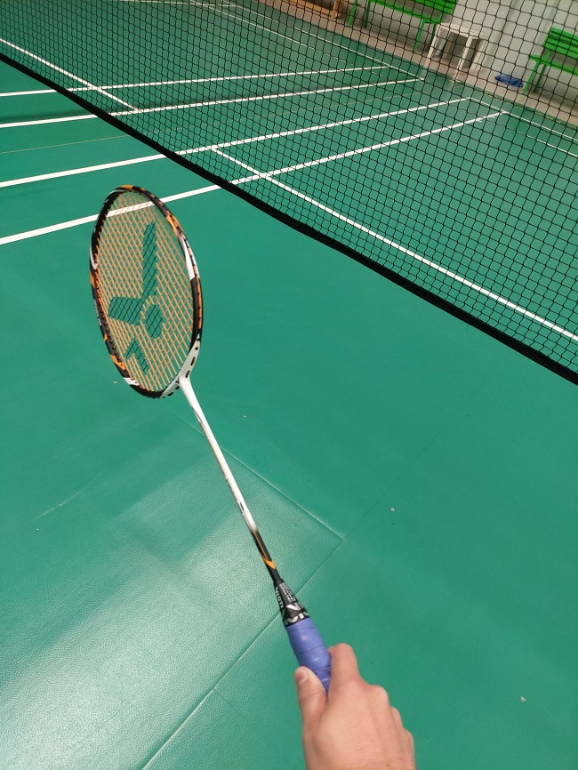 Badmintonová raketa Light Fighter 7500