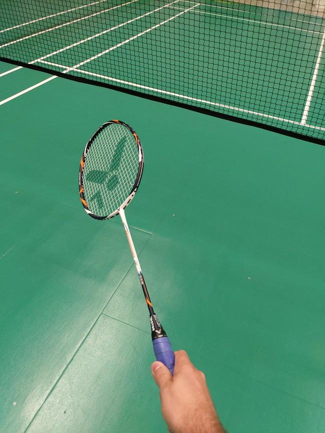 Badmintonová raketa Victor Petr Koukal