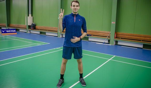 Badmintonové chyby s Michalem Světničkou